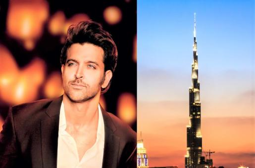 How 'Dubai' is Helping Hrithik Roshan Overcome His Struggle with Stammering