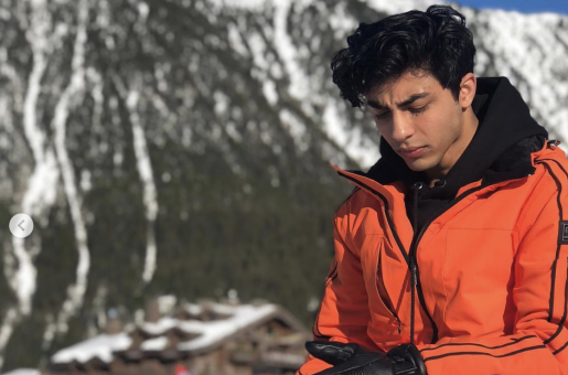 Check Out Shah Rukh Khan's son Aryan Khan's Latest Hot Picture