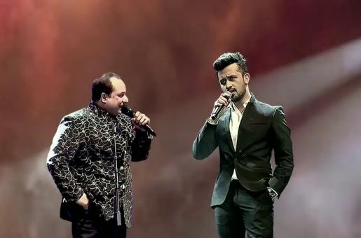 Atif Aslam, Rahat Fateh Ali Khan Songs Restored on T-Series Channel