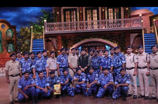 Kapil Sharma Pays Tribute to CRPF in his Show, Akshay Kumar and Parineeti Chopra Join
