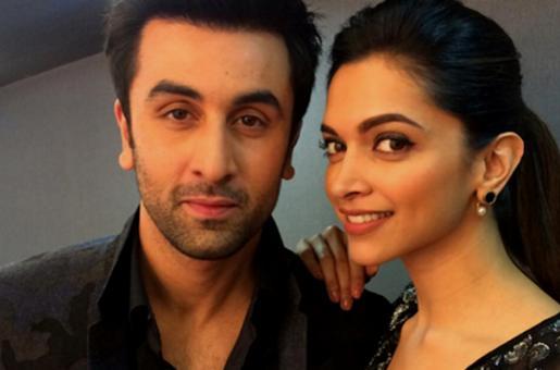 Deepika Padukone and Ranbir Kapoor Meet and Dance on Ranveer Singh's Song