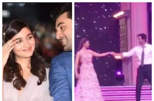 Ranbir Kapoor and Alia Bhatt's Romantic Dance is Breaking the Internet