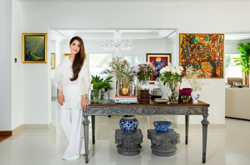 'Every Piece of Furniture Should  Have its Own Identity' Mazia Irfan
