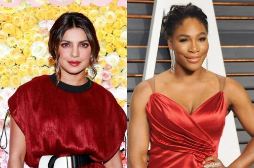 Serena Williams Joins Forces with Priyanka Chopra As Bumble Investor