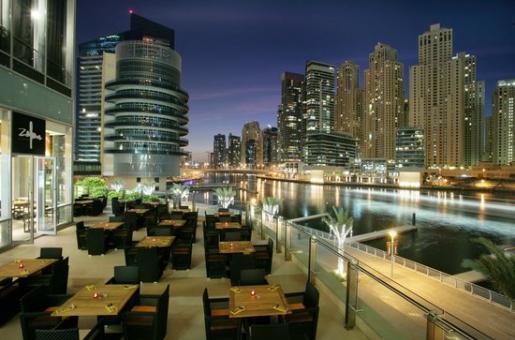 Top Seven Outdoor Restaurants To Visit in Dubai