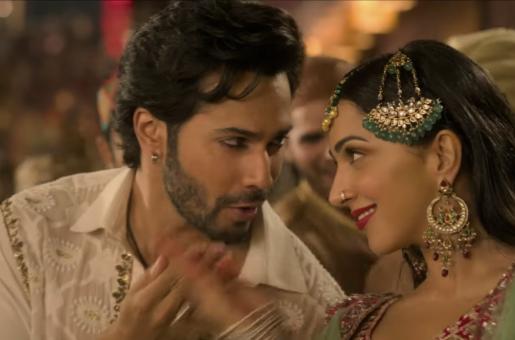 'First Class', Song Review: Varun Dhawan, Kiara Advani Light Up the Screen in this 'Kalank' Song