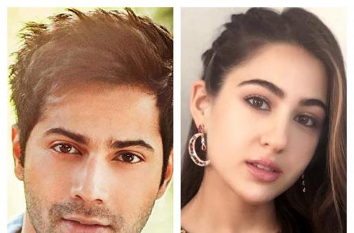 Sara Ali Khan and Varun Dhawan to Star Together in THIS film?