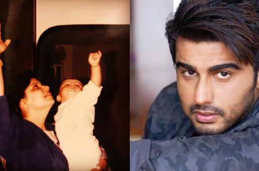 Arjun Kapoor Posts Heartwarming Tribute To Late Mother: Celebs React