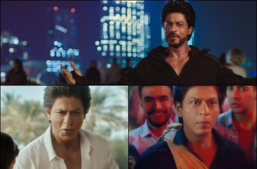 Shah Rukh Khan in Dubai: City Walk, Burj Al Arab and All the Places SRK Explores!