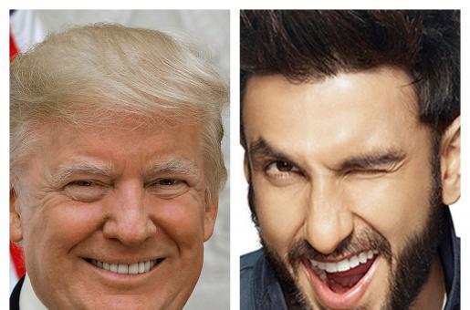 Watch: Donald Trump 'Dances' on Ranveer Singh's 'Bajirao Mastani' Song 'Malhari'