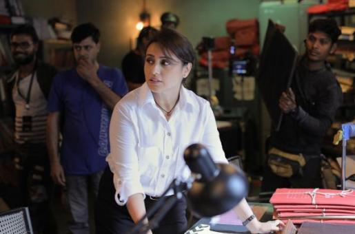 Rani Mukerji's First Look in 'Mardaani 2': Serious and Anxious