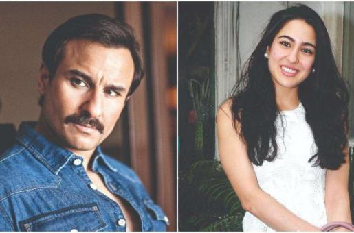 Will Sara Ali Khan and Saif Ali Khan Appear Together in Sara's Upcoming Film?