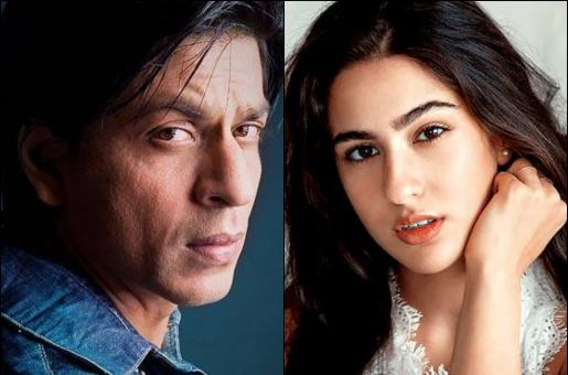 Sara Ali Khan Calls Shah Rukh Khan 'Uncle', Makes Fans Unhappy