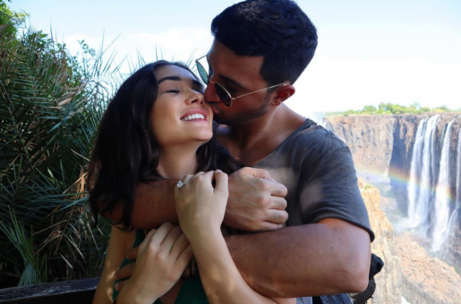 Amy Jackson is Expecting Her First Child