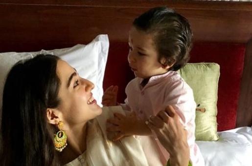 "Sara Ali Khan About Taimur Ali Khan: ""He's a Bundle of Happiness"""