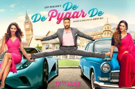 Ajay Devgn and Tabu's 'De De Pyaar De' Trailer Review