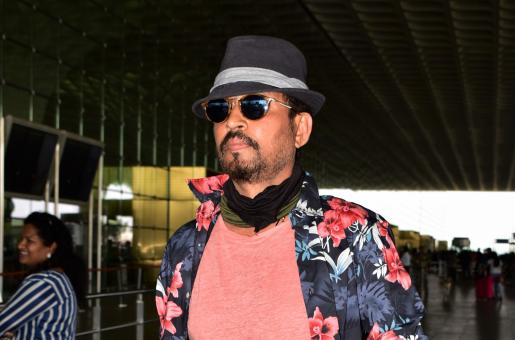 Irrfan Khan is Back. The Actor Spotted at The Airport Looking Fabulous!