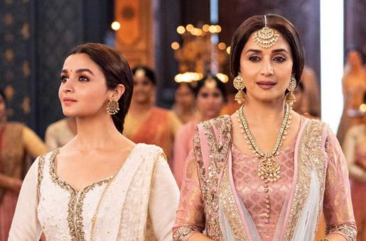 Will Alia Bhatt and Madhuri Dixit Have a Dance-off In 'Kalank'?