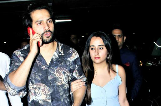 'I will kill Natasha', Varun Dhawan's Female Fan Threatens to Harm His Long-term Girlfriend Natasha Dalal
