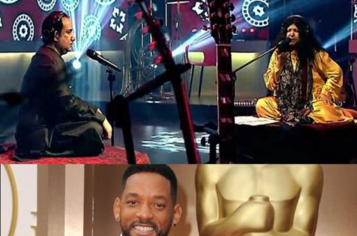 """""""Abida Parveen and Rahat Fateh Ali Khan are two of my favourite vocalists"""" Will Smith's Wife Jada Pinkett Smith Expresses Her Love"""