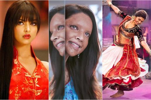 Seven Times Deepika Padukone Transformed for Her Films