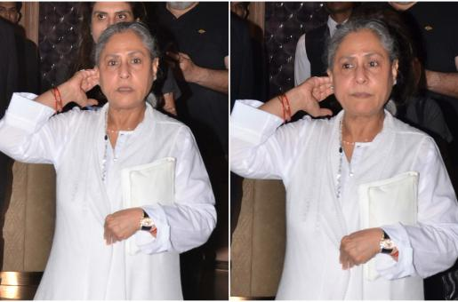 It Was A Dubai Birthday For Jaya Bachchan! See Pics