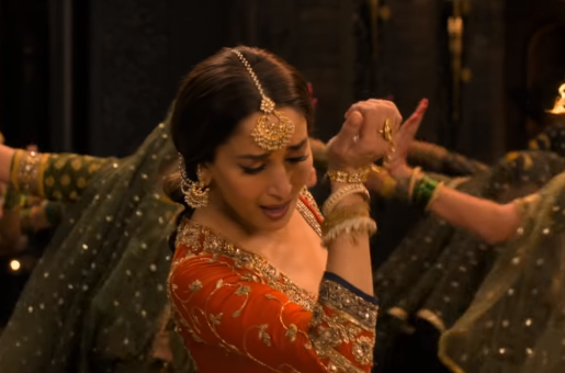 Madhuri Dixit Will Take Your Breath Away in 'Tabah Ho Gaye' from 'Kalank'