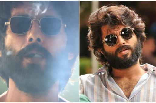 BLOG: Shahid Kapoor is Good at Doing a Vijay Devarakonda in 'Arjun Reddy'