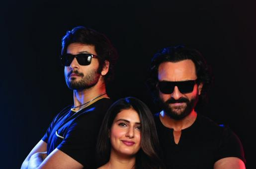 """Saif Ali Khan Reportedly Replaces Abhishek Bachchan in a 3D Horror Comedy 'Bhoot Police"""""""