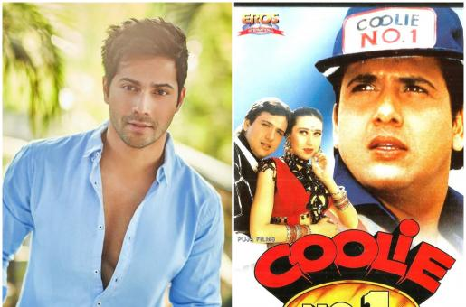Varun Dhawan's 'Coolie No. 1': All That You Need to Know About This Govinda Remake