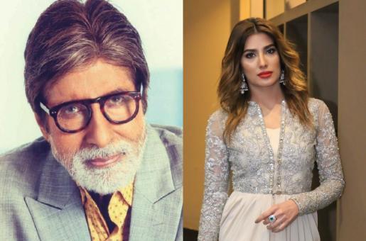 Mehwish Hayat's Take on Amitabh Bachchan Refusing to Play a Pakistani in a Film