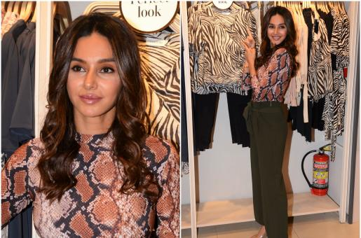Shibani Dandekar Looks Stunning At Cover Story Launch