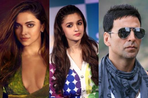 Deepika Padukone, Alia Bhatt and Akshay Kumar WON'T Be Voting, This is Why