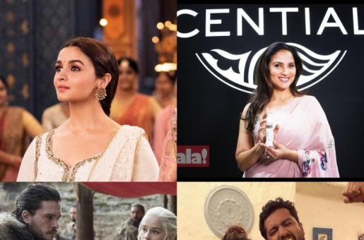 Masala! Minute: From 'Kalank' Review to Alia Bhatt Saying She Lacks the 'Adaa' of the Heroines and More Headlines