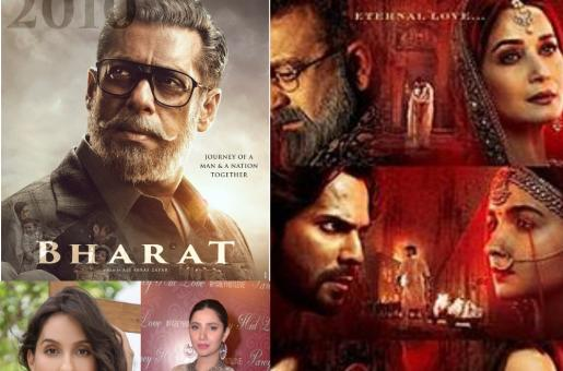 Masala! Minute: Kalank Box Office Collection, Nora Fatehi and Salman Khan's Bharat