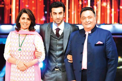 Ranbir Kapoor Moves In With His Parents Again