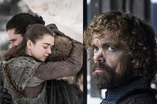 Game of Thrones Season 8: Love Triangle Between John Snow, Arya Stark and Tyrion Lannister? George RR Martin Original Plans Revealed