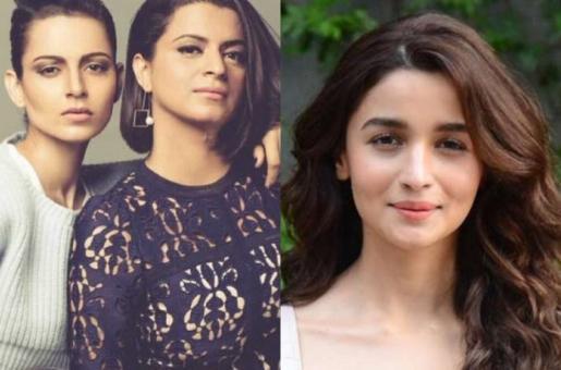 "Alia Bhatt's Sassy Response to Kangana Ranaut and Rangoli Chandel's Insults, ""Mujhe isme padna hi nahi hai"""
