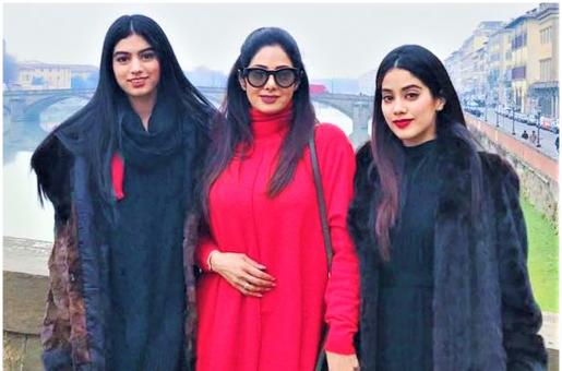 Sridevi Disapproved Khushi Kapoor's THIS Tattoo; Sisters Janhvi-Khushi Unveil on BFF's with Vogue