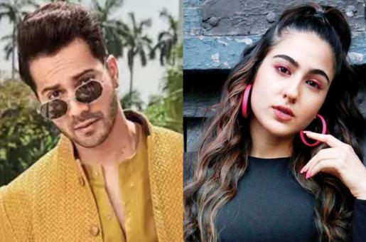 Sara Ali Khan and Varun Dhawan to Star Together in Coolie No. 1 Remake!