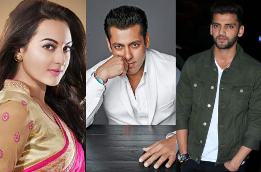 Salman Khan's New Protégés: From Sonakshi Sinha to Zaheer Iqbal