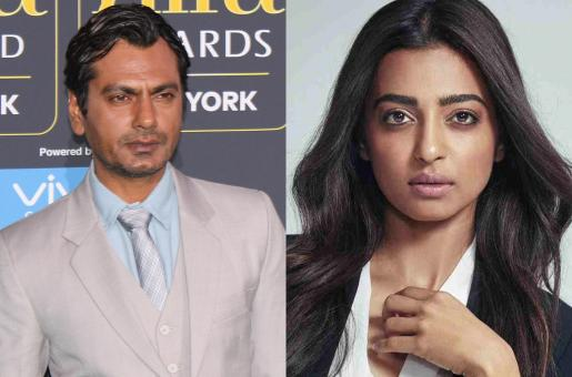 Nawazuddin Siddiqui-Radhika Apte Wrap Up Raat Akeli Hai