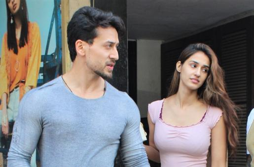 Rumoured Couple Tiger Shroff and Disha Patani Have a Lunch Date