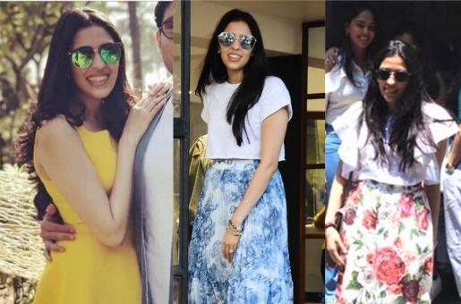 Akash Ambani's Wife Shloka Mehta's No-Makeup Makeup Looks to Copy This Summer. Unseen Pictures