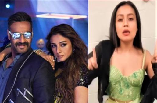 Neha Kakkar Raises Hotness Quotient as She Grooves to Her Latest Track 'Hauli Hauli' From 'De De Pyar De'