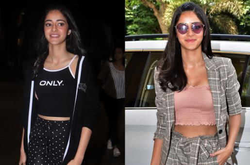 Ananya Panday Goes From Casual to Chic for Her Airport Fashion!