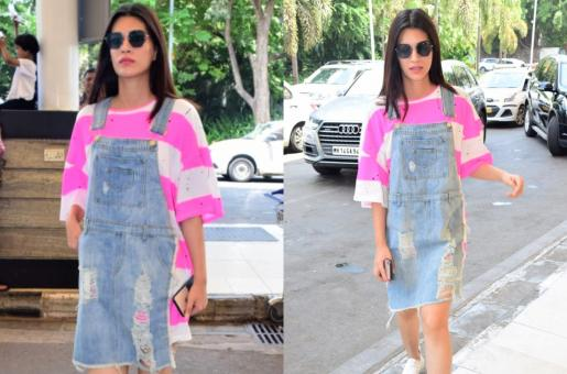 Kriti Sanon Is Full of Girly Charm In Her Bright Fashion Look!