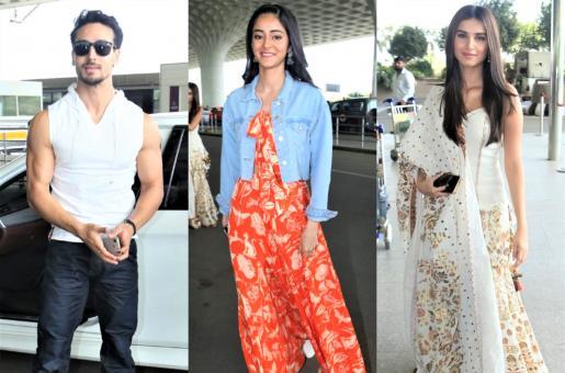 Tiger Shroff, Ananya Panday and Tara Sutaria Are Giving Us All Kinds of Fashion Inspo!