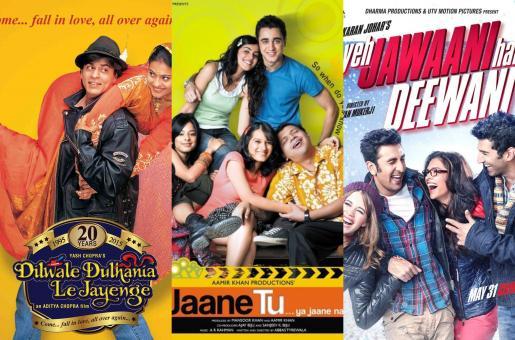 Top Bollywood Romantic Comedies