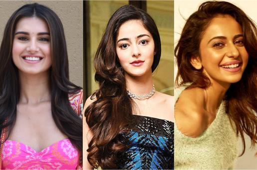 Tara Sutaria, Ananya Panday and Rakul Preet Singh - Promising Summer Newcomers